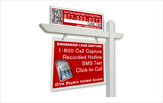 Real Estate SMS TEXT flyer Marketing