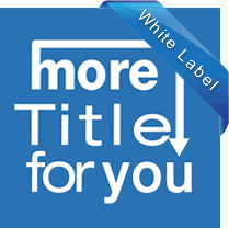 Title Marketing with MoreTitle4u